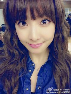 f(x) Victoria. She's so pretty I can't even...