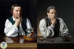 #SonsOfLiberty - History Channel's 3 night event coming in January. Michael Raymond-James stars as Paul Revere.