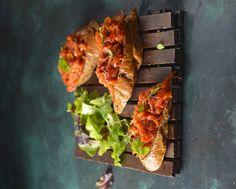 Budete se olizovat až za ušima!, Foto: Marek Kučera Great Recipes, Smoothie, Food And Drink, Pizza, Treats, Vegetables, Drinks, Cooking, Health