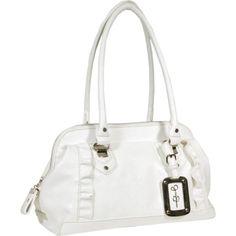 $66.49-$88.00 Handbags  Jessica Simpson Bags Lady Satchel (Blanca) -  http://www.amazon.com/dp/B004X2VO7O/?tag=pin0ce-20