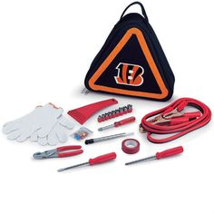 Use this Exclusive coupon code: PINFIVE to receive an additional 5% off the Cincinnati Bengals Roadside Emergency Kit at SportsFansPlus.com