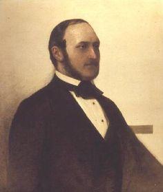 Franz Xaver Winterhalter - Portrait of Prince Albert