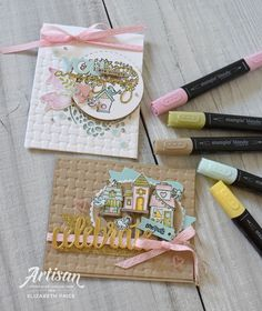Flying Home Stamp Set, Stampin' Up!, #seeinginkspots