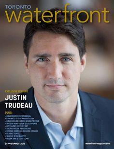 Toronto Waterfront Magazine 2016