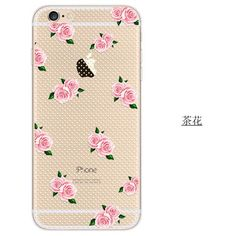 FREE Rose Clusters Fun Pattern Phone Case (JUST PAY SHIPPING)