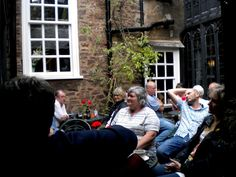 Dunster Music Festival at the Luttrell Arms Hotel