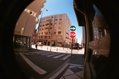 Notice stop sign uses the English word, Matosinhos