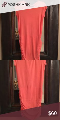 AthletA scrunch skirt dress NWOT sale AthletA scrunch skirt dress NWOT. Never been worn!  Labor Day sale price lowered! Athleta Dresses Mini
