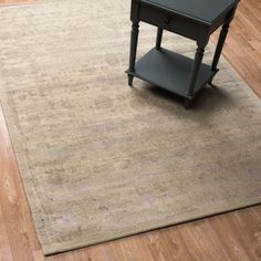 A transitional rug to fit most any decor, this versatile Emerson rug is vintage-inspired with a modern flare.  It will flatter contemporary homes as well as traditional, with a layer of supple hues and touches of shimmer.