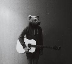 Bear In My Room - Posterjunkies