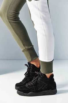 FILA + UO Cage Sneaker - Urban Outfitters