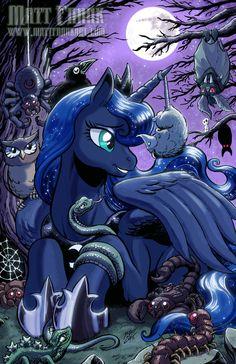 My Little Pony: FiM cover #48 no text by KaijuSamurai.deviantart.com on @DeviantArt