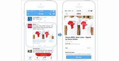El botón para comprar en la #app de #Twitter ya es oficial