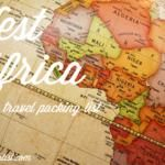 Ultimate Female Travel Packing List for East Africa