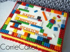 lego cake - Google Search