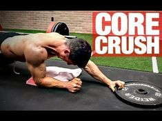 40 Rep Ab Workout (HARD CORE!!) - Core stability
