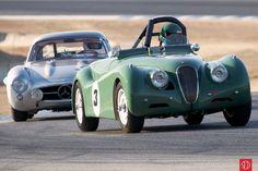 William Rooklidge - Jaguar XK120