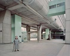 Paris out of time the districts retrofuturism in photographs of Laurent Kronental
