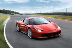 Ferrari 458 Italia. Pretty much my favorite car <3 <3