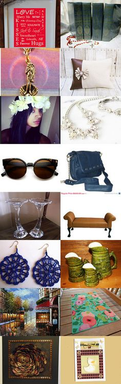 Good Morning by Tony and Gali Russoniello on Etsy--Pinned with TreasuryPin.com