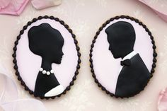 Silhouette Cookie How-To