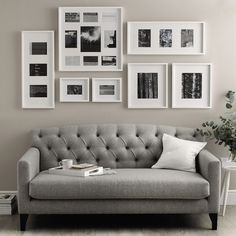 Free UK delivery over Display your treasured memories in The White Company UK's silver, wood or white photo & picture frames. Cosy Room, Living Spaces, Living Room, Lounge Decor, The White Company, Decoration, Home Accessories, Family Room, New Homes