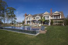 COCOCOZY: $16.9 MILLION DOLLAR HAMPTONS TRADITIONAL ESTATE - SEE THIS HOUSE