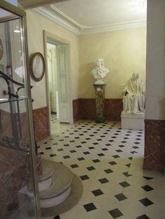 Musée Lambinet Foyer