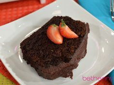 Recipe Renovation: Chocolate Cake with Peanut Butter Glaze- healthier option from Bethenny Frankel