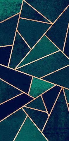 Home Decoration Design .Home Decoration Design Wallpapper Iphone, Wallpaper Backgrounds, Iphone Wallpaper, Fond Design, Motif Oriental, Motif Art Deco, Grand Art, Pretty Wallpapers, Geometric Art
