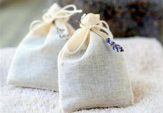 Lavender Dryer Bags - Closet/Dresser Drawers