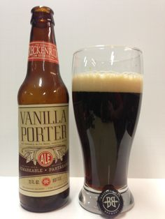 Breckenridge Vanilla Porter, definitely visiting this brewery when I make it to Fort Collins