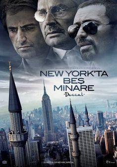 NEWYORK'TA BEŞ MİNARE