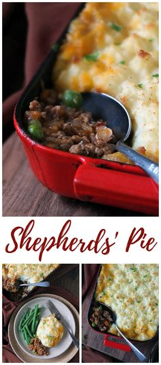 In collaboration with Tasty, Easy Lamb. #ad #lamb #shepherdspie