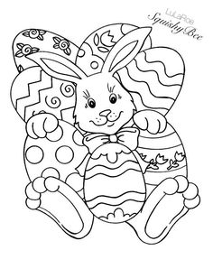 kids coloring contest ages 12 and under print this out and have - Bunny Pictures To Color 2