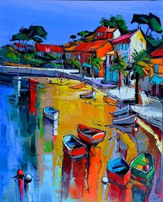 Eric Le Pape, artiste peintre de Bretagne |