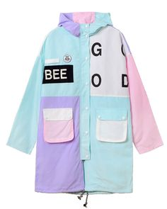 A fashion look from July 2016 featuring pastel jacket, blue ripped jeans and patent leather boots. Browse and shop related looks. Pastel Fashion, Kawaii Fashion, Cute Fashion, Look Fashion, Korean Fashion, Fashion Outfits, Fashion Design, Pastel Jacket, Mode Kawaii
