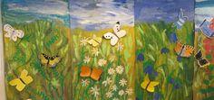 Keväinen niitty