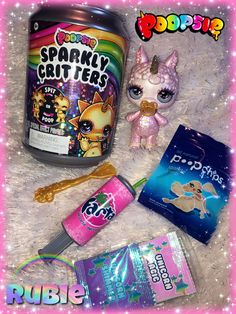 Poopsie Sparkly Critter | Her name is: Fluff | Unicorn Rubie | Unicorn Llama Pink | Pink Llamacorn | Bougie Poops Lol Doll, Miraculous Ladybug Memes, Toys For Girls, Peeps, Unicorn, Sparkle, Baby Shower, Dolls, Cool Stuff