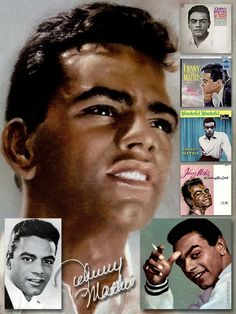 "John Royce ""Johnny"" Mathis (Sept. 30, 1935) is an American singer of popular music. He is a popular album artist, with several dozen of his albums achieving gold or platinum status, and 73 making the Billboard charts and Guinness World confirms ""Johnny Mathis has sold well over 350 Million Records Worldwide"". Mathis came out in a 1982 Us Magazine article. After 20+ years of silence on the subject, in 2006 he revealed that his silence was due to death threats he received after the 1982 articl"
