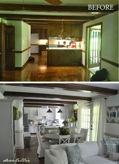 9 Simple and Impressive Tips: Kitchen Remodel Layout Double Oven ikea kitchen remodel Kitchen Remodel Diy kitchen remodel floor plans.Mobile Home Kitchen Remodel Before And After. Cheap Kitchen Remodel, Galley Kitchen Remodel, Kitchen On A Budget, Ranch Kitchen, Home Renovation, Home Remodeling, Cheap Renovations, Fixer Upper, Home Office