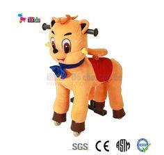 Mã sản phẩm: KLT2012-01-J Size: S Kích thước: 66 cm (Chiều dài thân) x 72 cm (Chiều cao) Tải trọng tối đa: 35 kg Độ tuổi phù hợp: 3 - 8 tuổi Giới tính: Phù hợp cho cả bé...