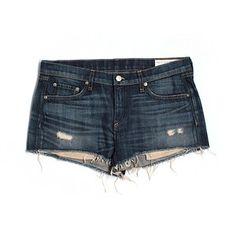 Pre-owned Rag & Bone/JEAN Denim Shorts