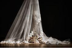 Gorgeous #veil and #heels detail shots! #repost @susanstriplingphotography