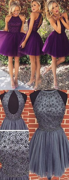 2016 homecoming dresses,homecoming dresses,junior homecoming dresses,purple homecoming dresses,grey homecoming dresses,hollow homecoming dresses,junior homecoming dresses