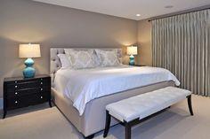 Bedroom - contemporary - bedroom - calgary - by Bruce Johnson & Associates Interior Design