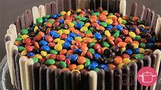 طريقة عمل كيكة بأصابع الشوكولاتة - So yummy finger chocolate cake recipe