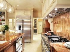 At the famous swank Kips Bay Showhouse in Manhattan, Bilotta Kitchens shows how to up the ante to five stars. Here's a recipe for creating a highly functional kitchen without the super serious look.