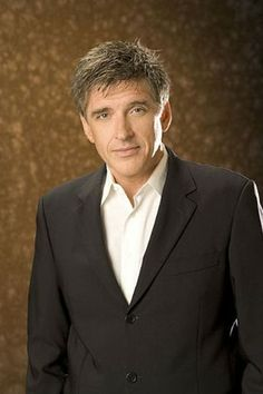 If Craig Ferguson was my age or vice versa, I'd marry him.