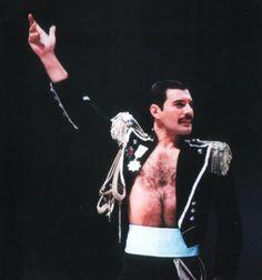Beautiful Freaks: Styled Person Of Interest: Freddie Mercury